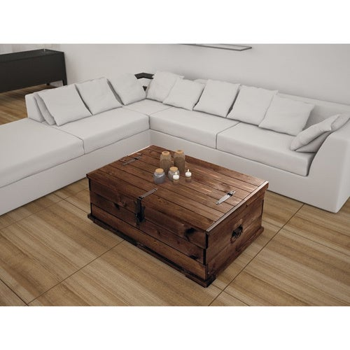 Valencia coffee table with storage 17683127 overstock for Valencia coffee table