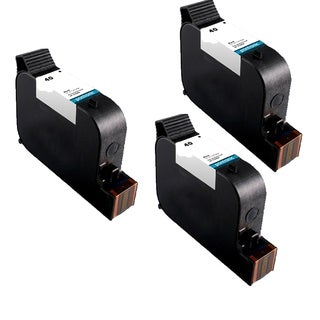 3PK 51640A (HP 40) Black Compatible Ink Cartridge For HP DeskJet 1200C ( Pack of 3 )