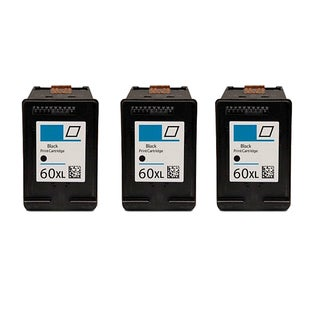 3PK CC641WN (HP 60XL) Compatible Ink Cartridge For HP D1660 D2500 D2530 D2545 ( Pack of 3 )
