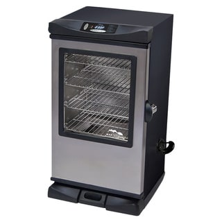 Masterbuilt Gen2 30-inch 730 Square Inch Electric Smoker with Window and RF Remote