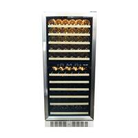 NewAir 116 Bottle Dual Zone Premier Gold Series Wine Cooler