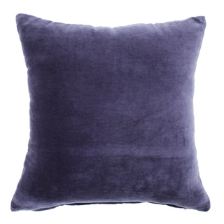 Velvet Navy Pillow