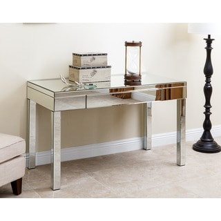 ABBYSON LIVING Sylvia Mirrored Desk