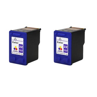 2PK C9352A XL (HP 22) Color Compatible Ink Cartridge For HP Deskjet 3930 series ( Pack of 2 )