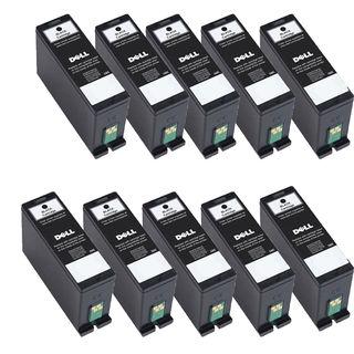 10PK 331-7689 Black Compatible Ink Cartridge For Dell 31 32 33 34 V525w V725w ( Pack of 10 )