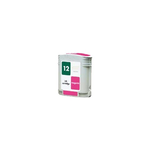 1PK C4805A HP 12 Magenta Compatible Ink Cartridge For HP Designjet 3000 ( Pack of 1 )