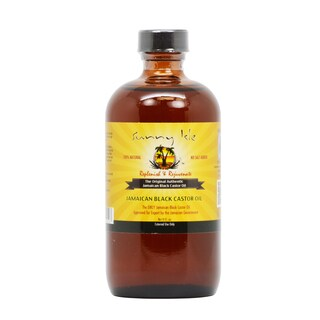 Sunny Isle 8-ounce Jamaican Black Castor Oil