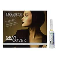Salerm 0.17-ounce Cubre Canas for Resistant Gray Coverage (Pack of 12)