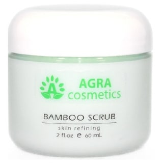 AGRA Cosmetics 2-ounce Bamboo Scrub