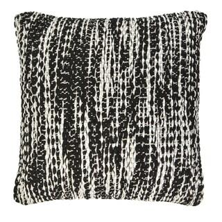 Vue Signature Bonaire Woven Yarn 16-inch Decorative Pillow