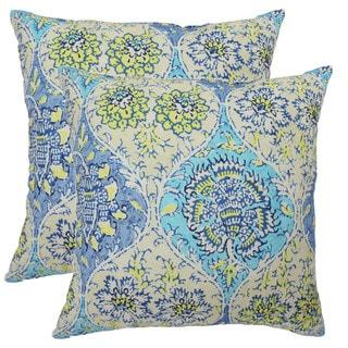 Waverly Kings Turban Decorative Pillows (Set of 2)
