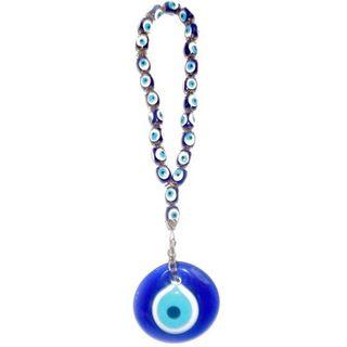 Rosary Style Evil Eye Wall Art