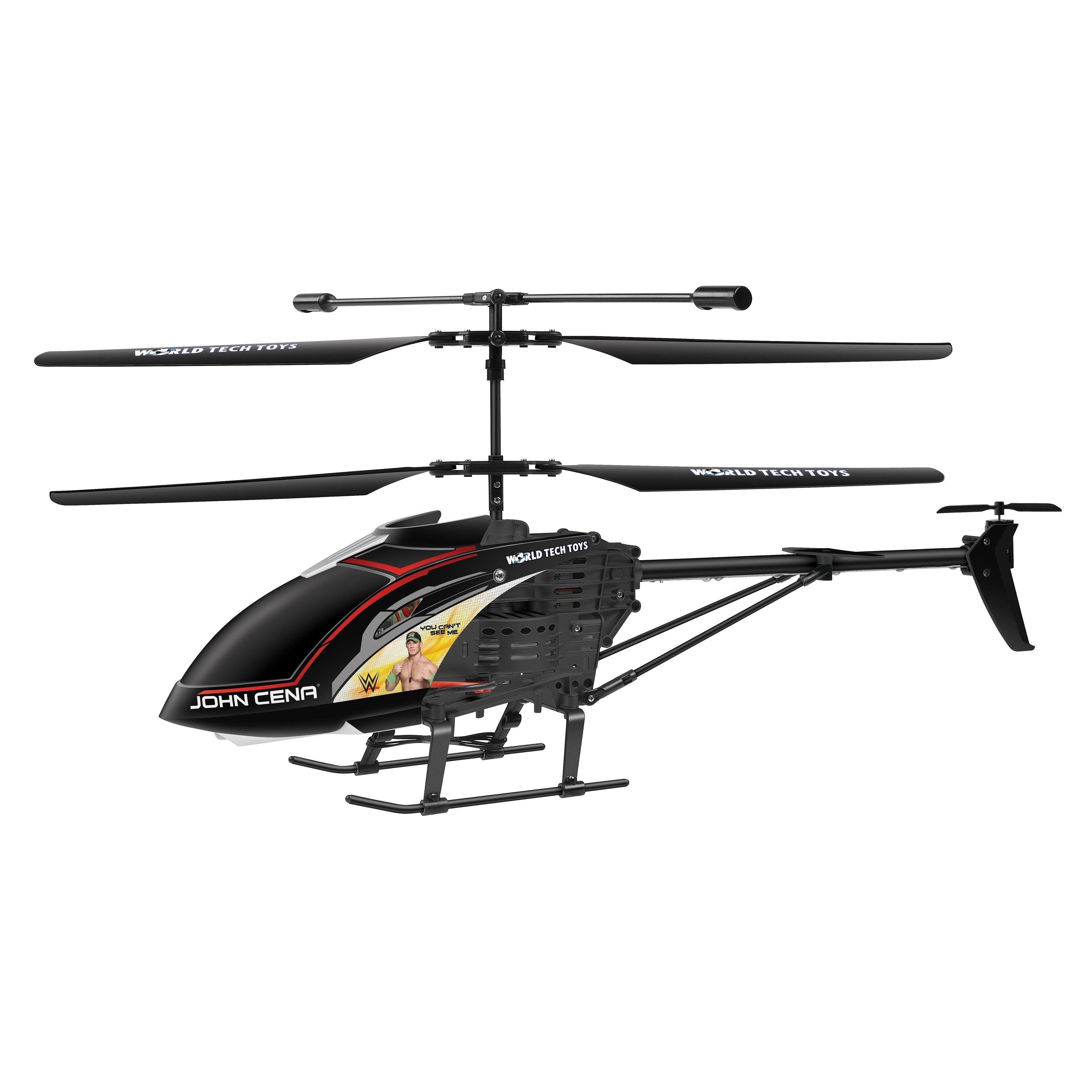World Tech 3.5-channel Jon Cena RC Gyro Helicopter (Jon C...
