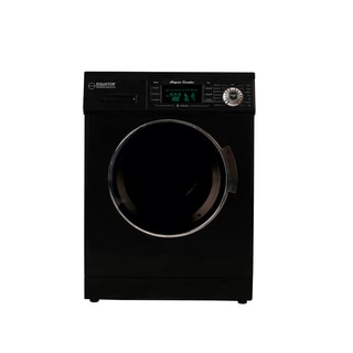 Equator White 2-in-1 Compact 14 Programs Combination Washer and Dryer with Condensing/ Venting and 1000 RPM Spin Speed