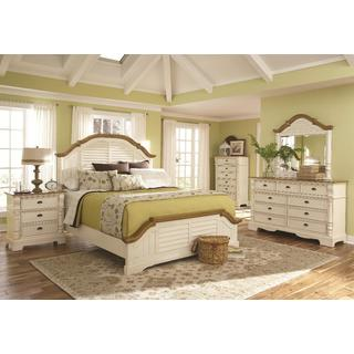 Olita 6-piece Bedroom Set