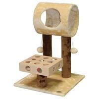 GoPetClub IQ Busy Box 26-inch Cat Tree House