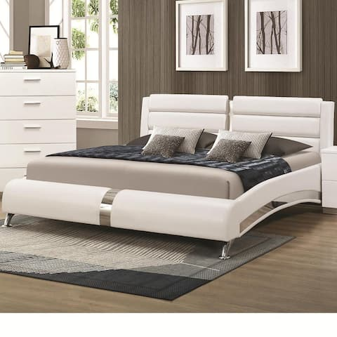 Strick & Bolton Nash 5-piece White Bedroom Set