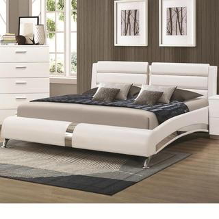 Oliver & James Nash 5-piece White Bedroom Set
