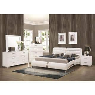 Porter Contemporary 6 Piece Bedroom Set 3 Options Available