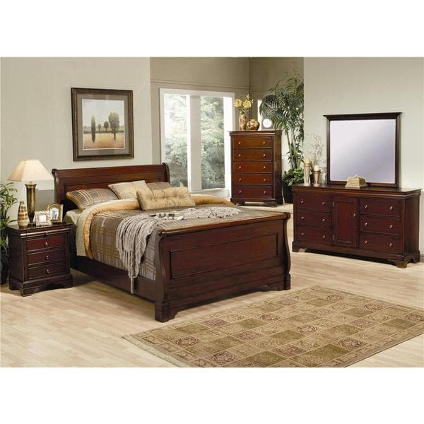 Elysee 6 Piece Bedroom Set