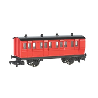 Bachmann Trains Thomas & Friends Red Brake Coach- HO Scale Train