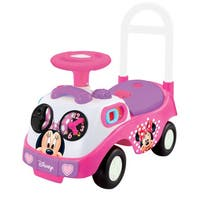 Kiddieland Disney Minnie Mouse My First Activity Ride-on Toy
