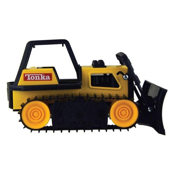 Tonka Retro Classic Steel Bull Dozer