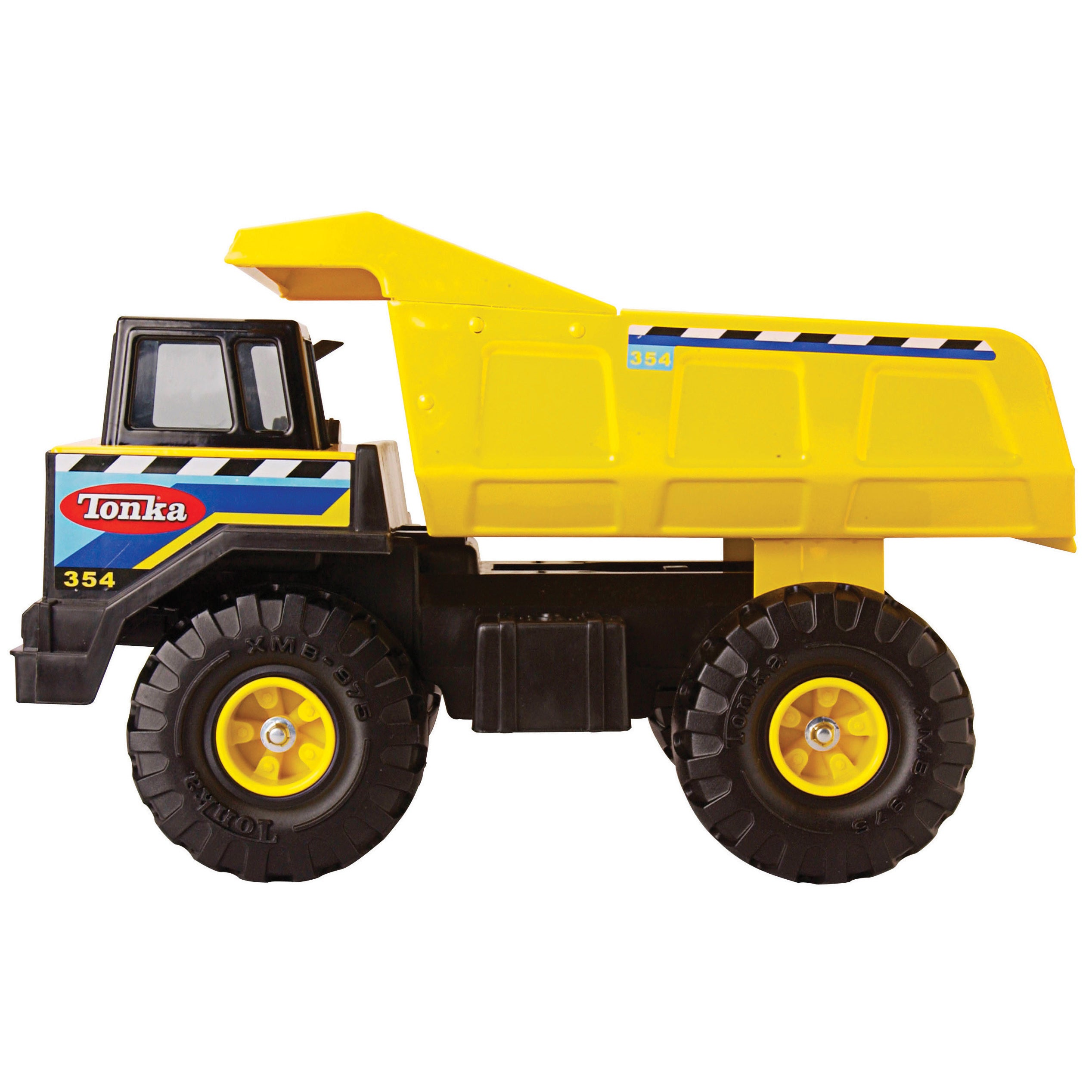 Tonka Retro Classic Steel (Silver) Mighty Dump (G02166493...