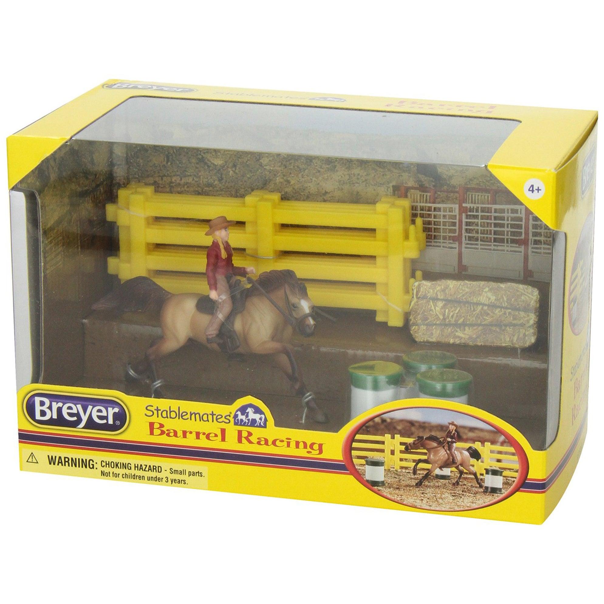 Reeves Breyer Stablemates Barrel Racing (G019756053772)