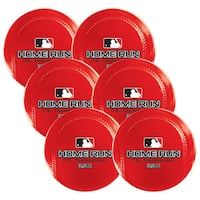 Franklin Sports MLB 17.5 oz. Home Run Training Ball-6 Pack