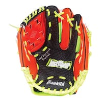 """Franklin Sports 9.0"""" Neo-Grip Teeball Glove Red-Right Handed"""