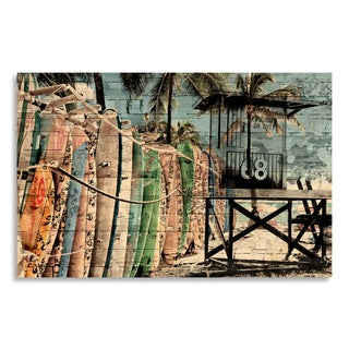 Gallery Direct Time Off Print by New Era Original on Birchwood Wall Art