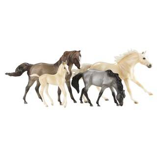BREYER Traditional Series Cloud'S Encore Gift 1:12 Scale Gift Set