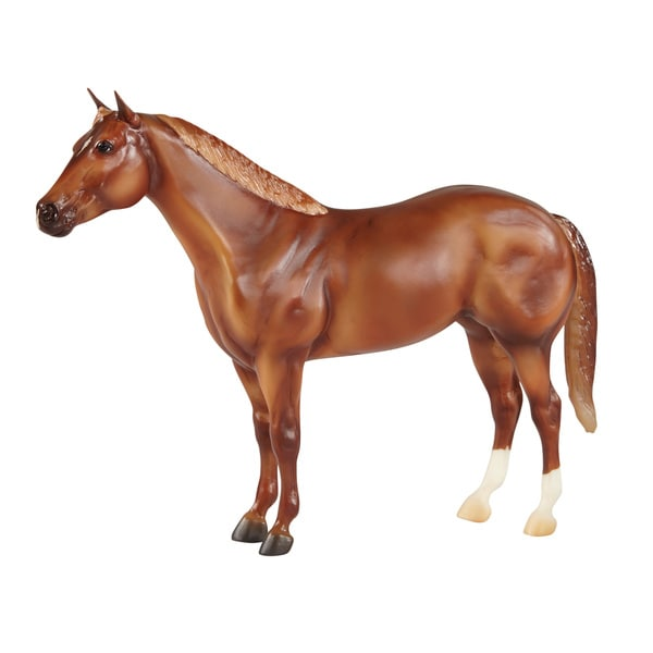 BREYER Traditional Series American Quarter Horse Association 75Th Anniversary Edition