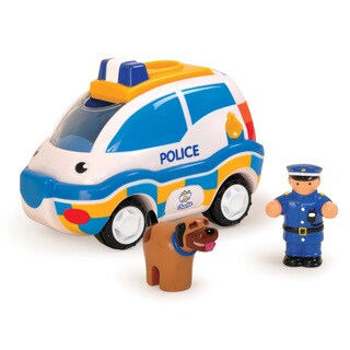 WOW Toys Police Chase Charlie Play Set