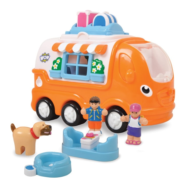 WOW Toys Casey Camper Van Play Set