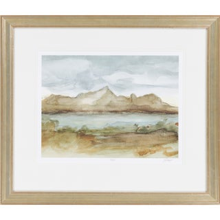 "Landscapes Kelvin Rectangular Framed Giclee on Paper 26"" x 23"""
