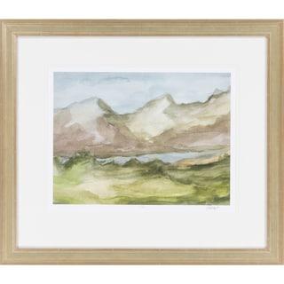 "Landscapes Kristy Rectangular Framed Giclee on Paper 26"" x 23"""