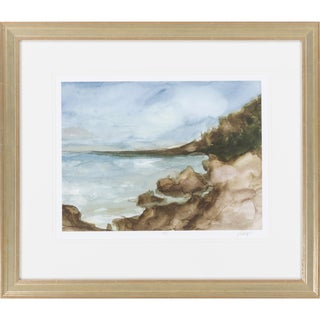Landscapes Landon Rectangular Framed Giclee on Paper Wall Art 26 x 23