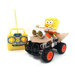 "Full Function Remote Control SpongeBob Squarepants ""SpongeBob ATV"""