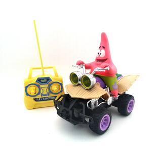 "Full Function Remote Control SpongeBob ""Patrick ATV""