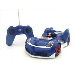 Full Function Remote Control Sonic The Hedgehog Sonic Car