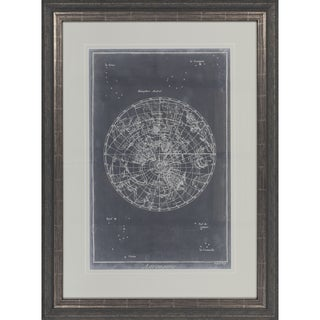 "Map Arlene Rectangular Framed Giclee on Paper 31"" x 41"""