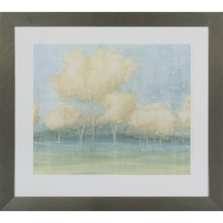 "Landscapes Jennie Rectangular Framed Giclee on Paper 34"" x 31"""