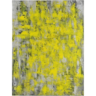 Abstract Millie Rectangular Oil-painting on Canvas 36 x 48