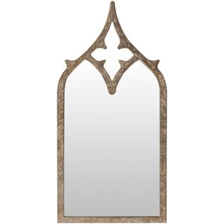 "Decorative Ollie Accent Mirror - 23"" x 46"""