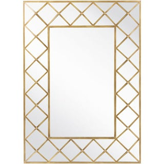 "Decorative Paula Accent Mirror - 40"" x 55"""
