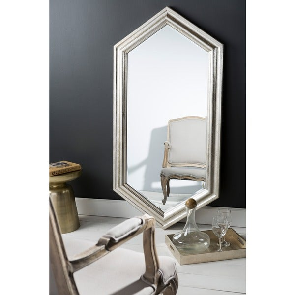Decorative cathy accent mirror 60 x 30 free shipping - Miroir 30 x 60 ...
