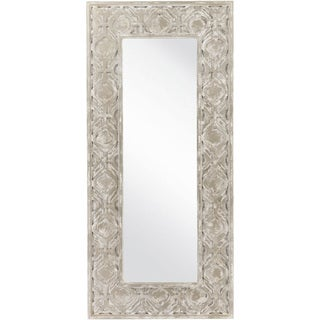 "Decorative Kelly Accent Mirror - 35"" x 75"""