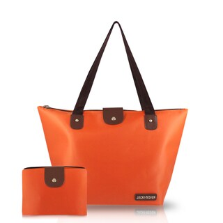 Jacki Design Essential Small Foldable Tote Bag